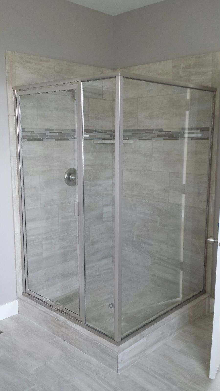 Showers Tanner Glass Amp Hardware