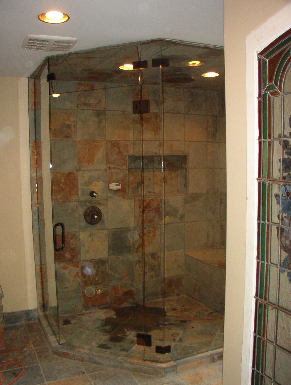 Tanner Glass & Hardware Showers - Tanner Glass & Hardware