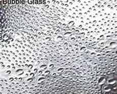 bubble glass