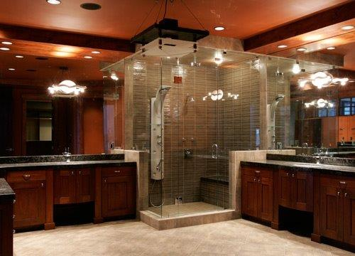 Tom Olsen shower